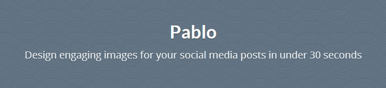 Créer une «bonne» image pour Twitter ou Facebook avec Pablo