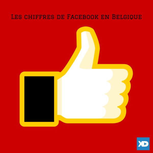 Facebook en Belgique ?
