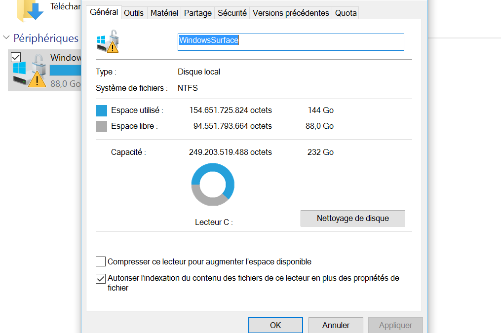 Comment changer le nom d'un PC sous Windows 10