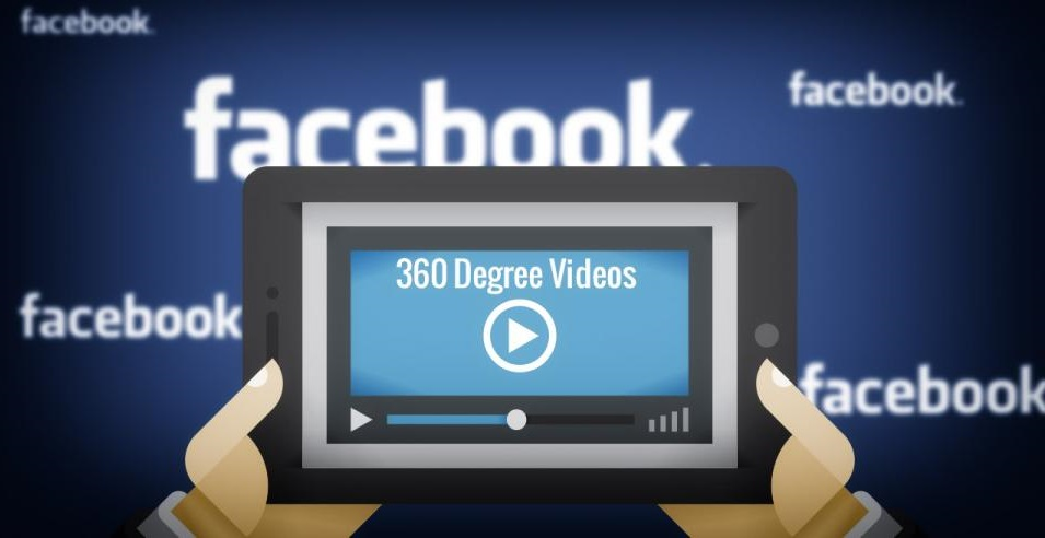 Vos photos en 360° sur Facebook